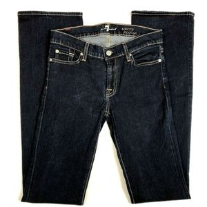 7 for all mankind Jeans 28 the Skinny Boot